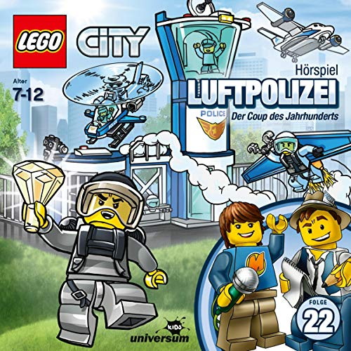 Luftpolizei - Der Coup des Jahrhunderts Titelbild