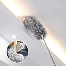 Dusters for Cleaning Extendable,HAINABC Extendable Duster Reaches Up to 100