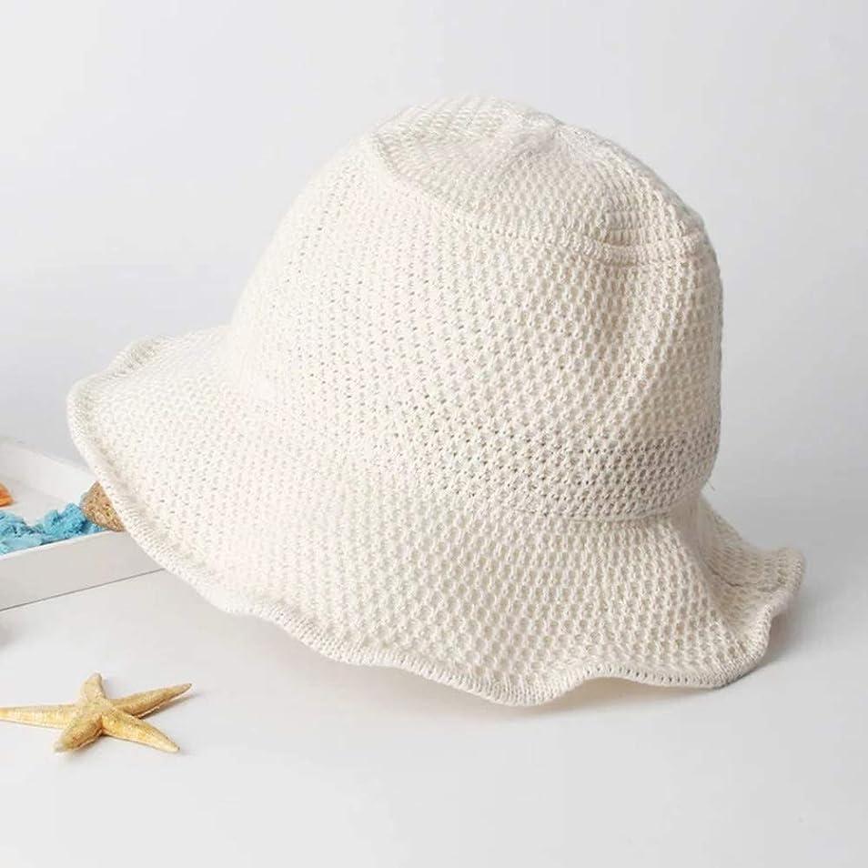 高くイーウェルまばたきYunbai アートサンバイザーのフィッシャーマンハットコットンハットアウトドアスポーツキャップ女性の帽子バケットハット釣りハットサンハットヒップホップハット盆地ハットバイザー、夏の折り畳み式のストローハット女性の夏の野生カジュアルフィッシャー...