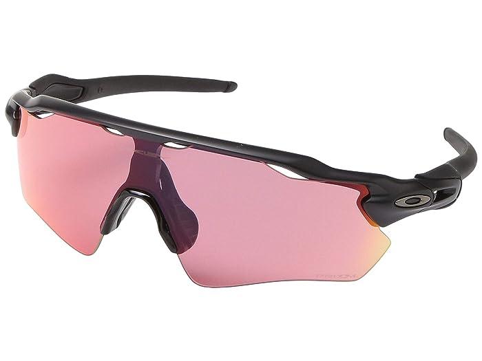 Oakley Radar EV Path (Matte Black) Fashion Sunglasses
