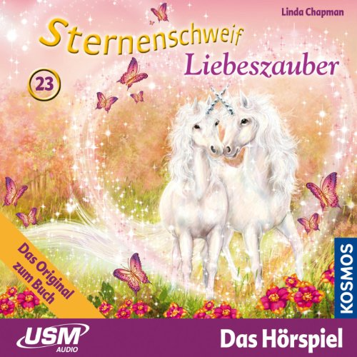 Liebeszauber audiobook cover art