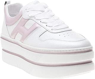 HOGAN Grande Stack Womens Sneakers White