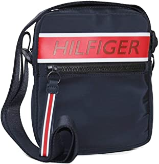 TOMMY HILFIGER Mini Reporter Mens Cross Body Bag Blue