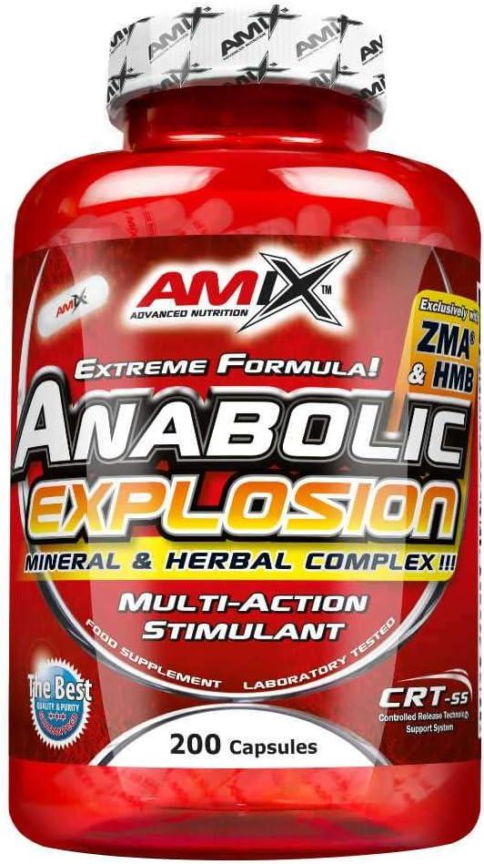AMIX ANABOLIC EXPLOSION (200 CAPS)