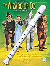 Wizard of Oz for Recorder: Book & Recorder