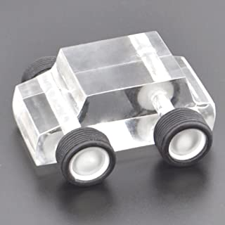 Doowops Crystal Car Buggy Trick Find The Select Card Magic Tricks Close Up Illusion Accessories Gimmick Comedy Props Class...
