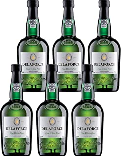 Delaforce Special White Port Lieblich 6 Flaschen á 750ml