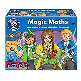 Orchard Toys Magic Maths Game (B06XVZY6VG) | Amazon price tracker / tracking, Amazon price history charts, Amazon price watches, Amazon price drop alerts