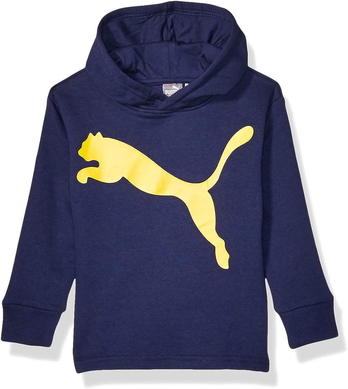 PUMA Boys' Big Cat Fleece Hoodie