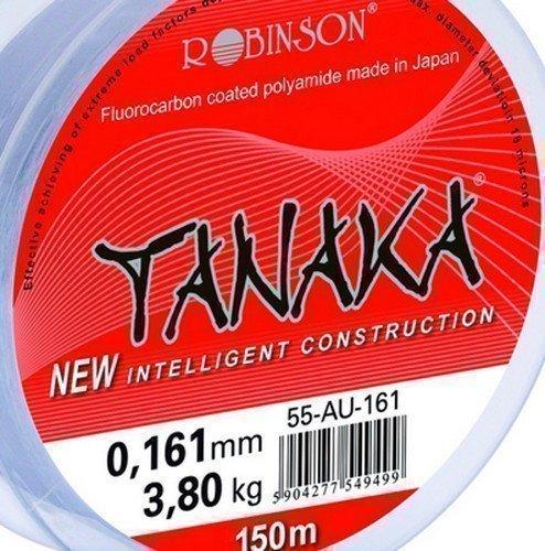 Tanaka de fluorocarbono Angel Gris claro cordón 150 M Talla:0.312mm / 10.80kg 150m