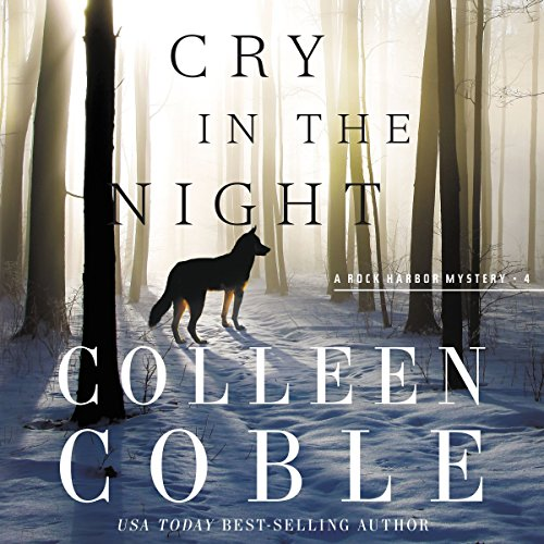 Cry in the Night audiobook cover art