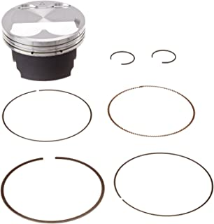 New Vertex Replica Forged Piston Kit Compatible with/Replacement for KTM 250 EXC-F (01-06) 22978A