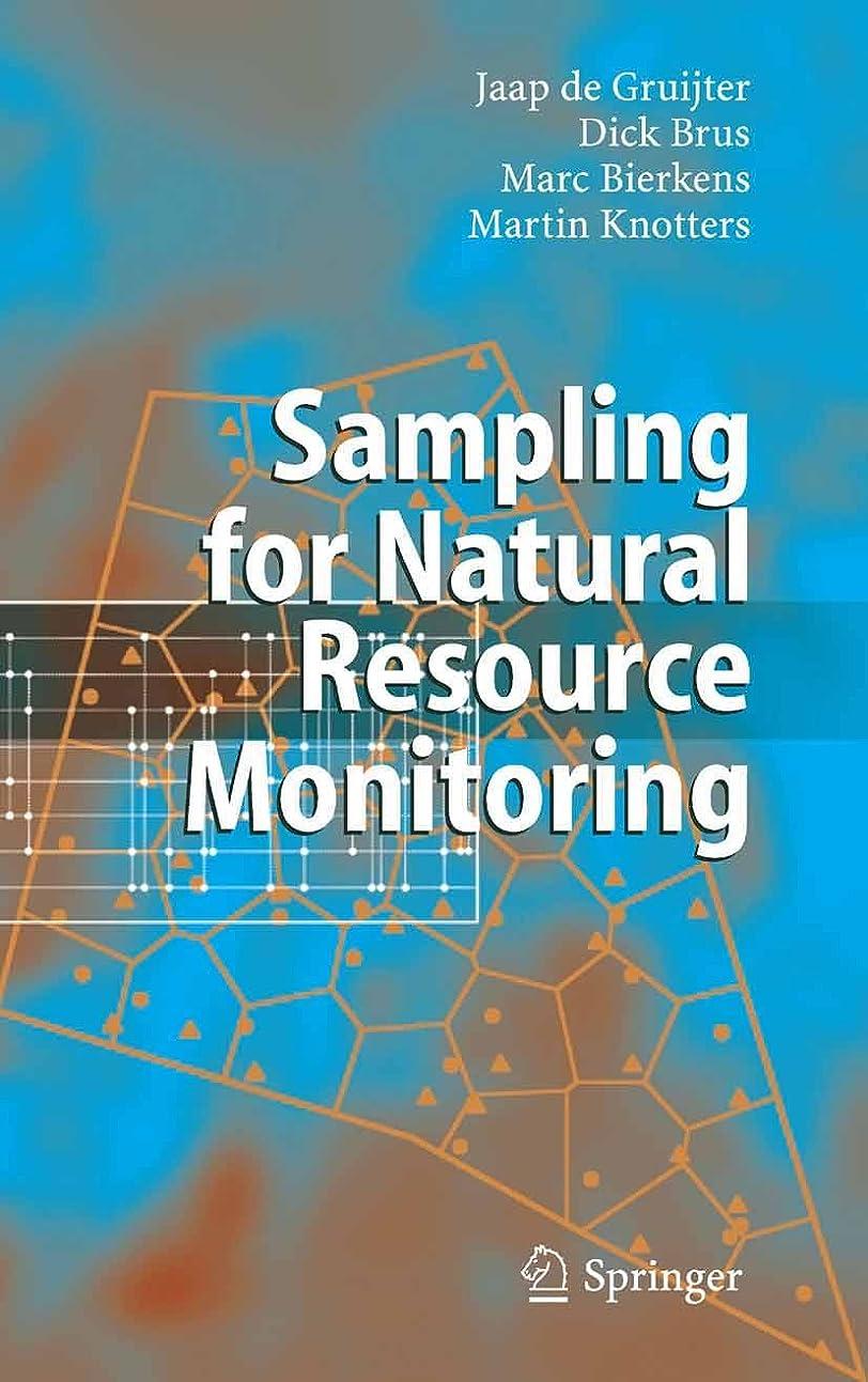 貨物所得転送Sampling for Natural Resource Monitoring: Statistics and Methodology of Sampling and Data Analysis (English Edition)