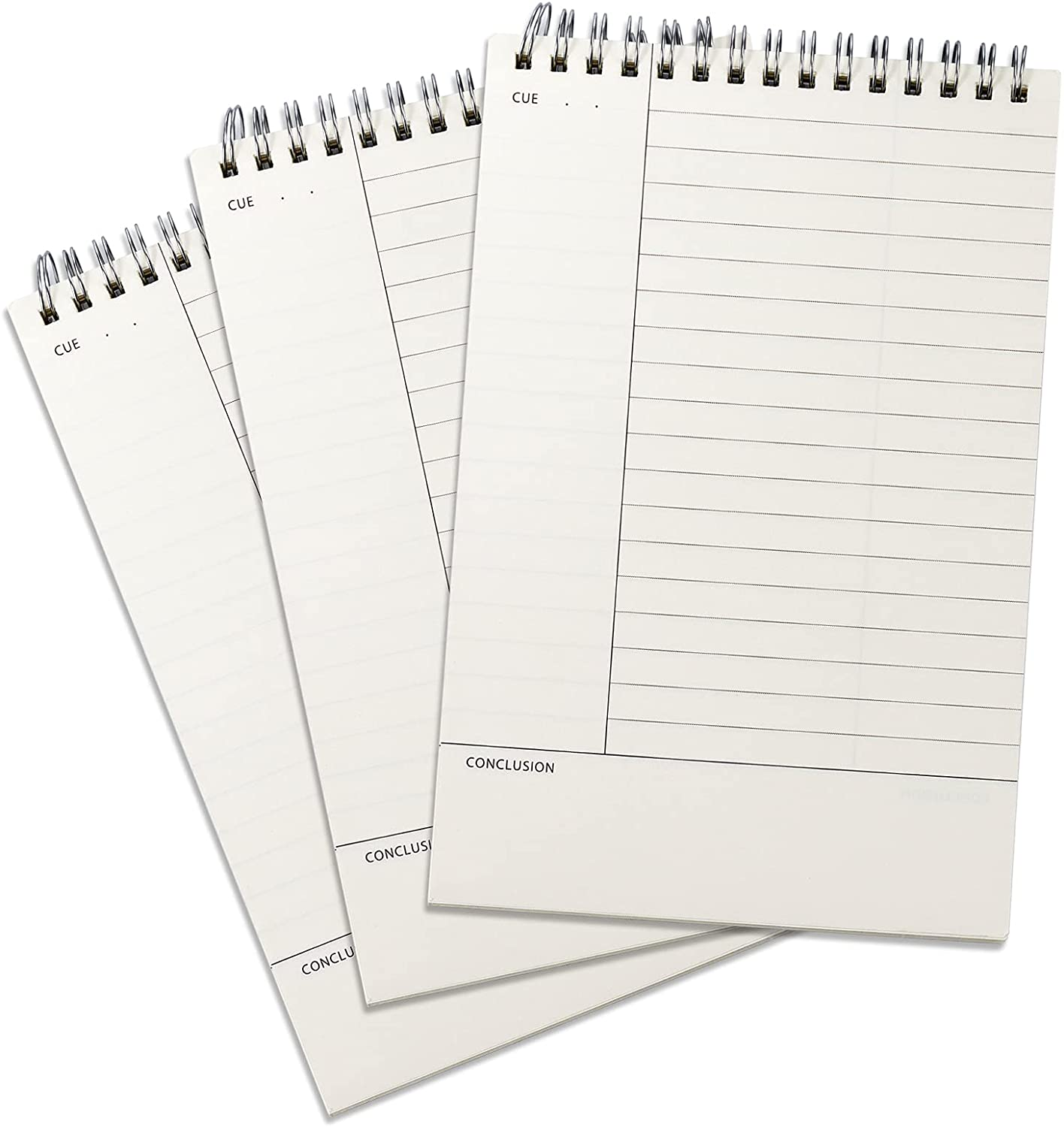 Spiral Complete Free Shipping Notebooks Steno Pads Wirebound Memo Moisture Notepads Max 56% OFF Re