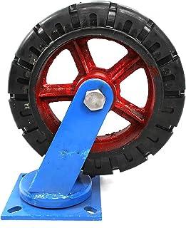 Zwaar uitgevoerde zwenkwielen Meubelzwenkwielen Zwenkwielen 300 Industriële transportwagen Werkbank Silent Wheels
