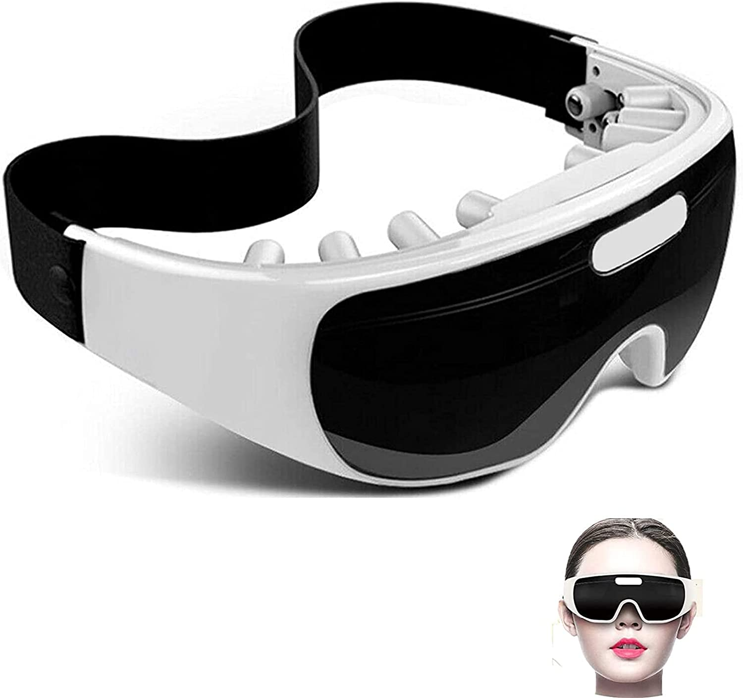 XWZ Eye Massager Magnetic Therapy Mask Price reduction Acupuncture depot St Point