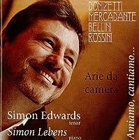 Arie De Camera-simon Edwards / Simon Lebens