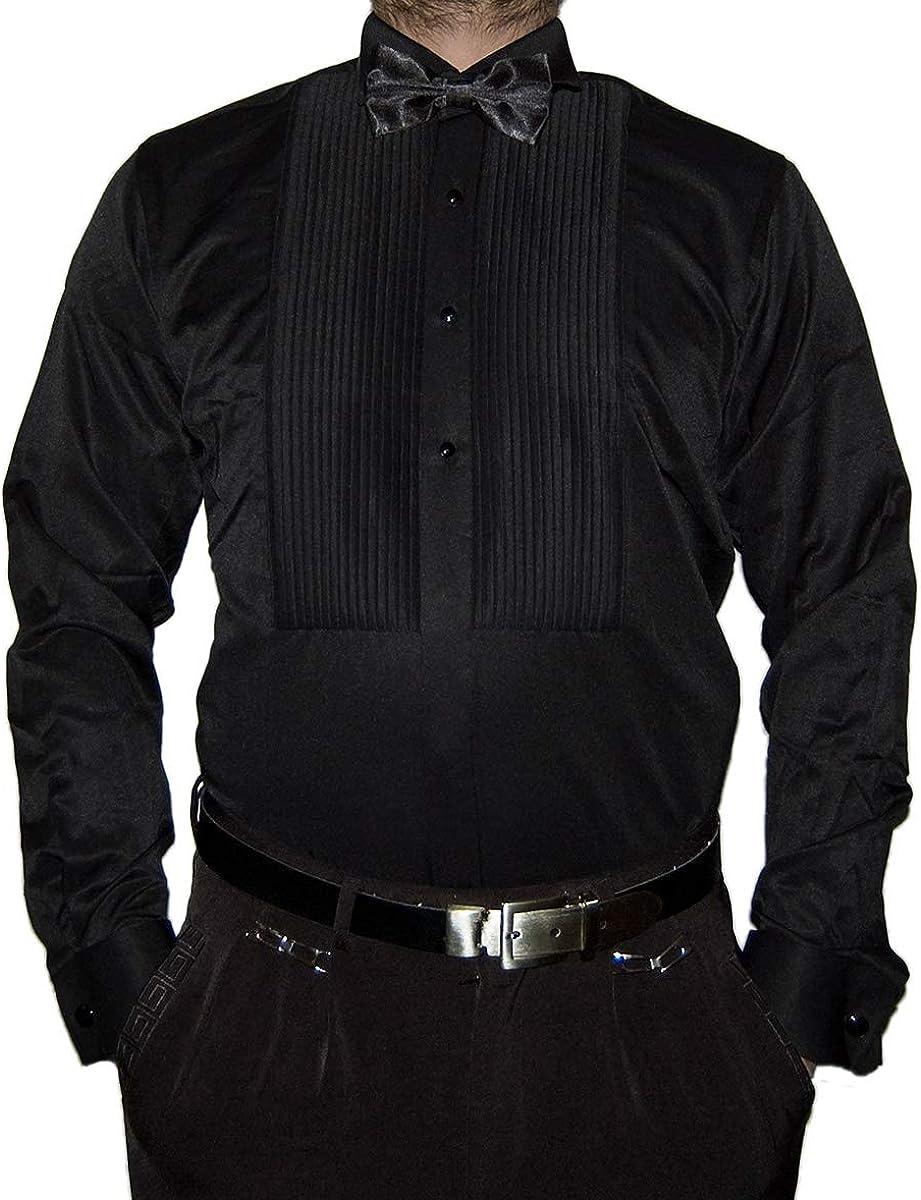 Camisa de diseño para hombre esmoquin, corte ajustado ...