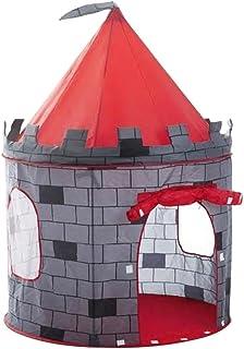 deAO Tienda Pop-Up Con Diseño De Castillo Rojo – Diseño