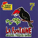 La Fontaine Masalları - Sincap Kardeş Masal Dizisi, Vol. 7 (feat. Selçuk Dinçer, Serdar Sönmez)