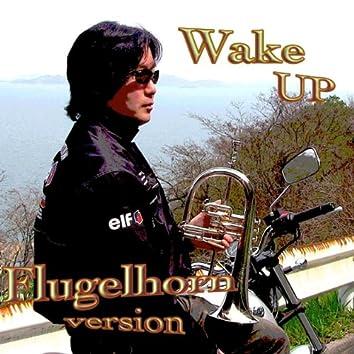 Wake up Flugelhorn version