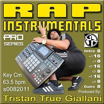 Rap Instrumentals (S0082011 Cm 63.5 BPM)