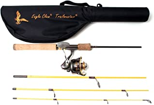 Best eagle claw rod and reel Reviews
