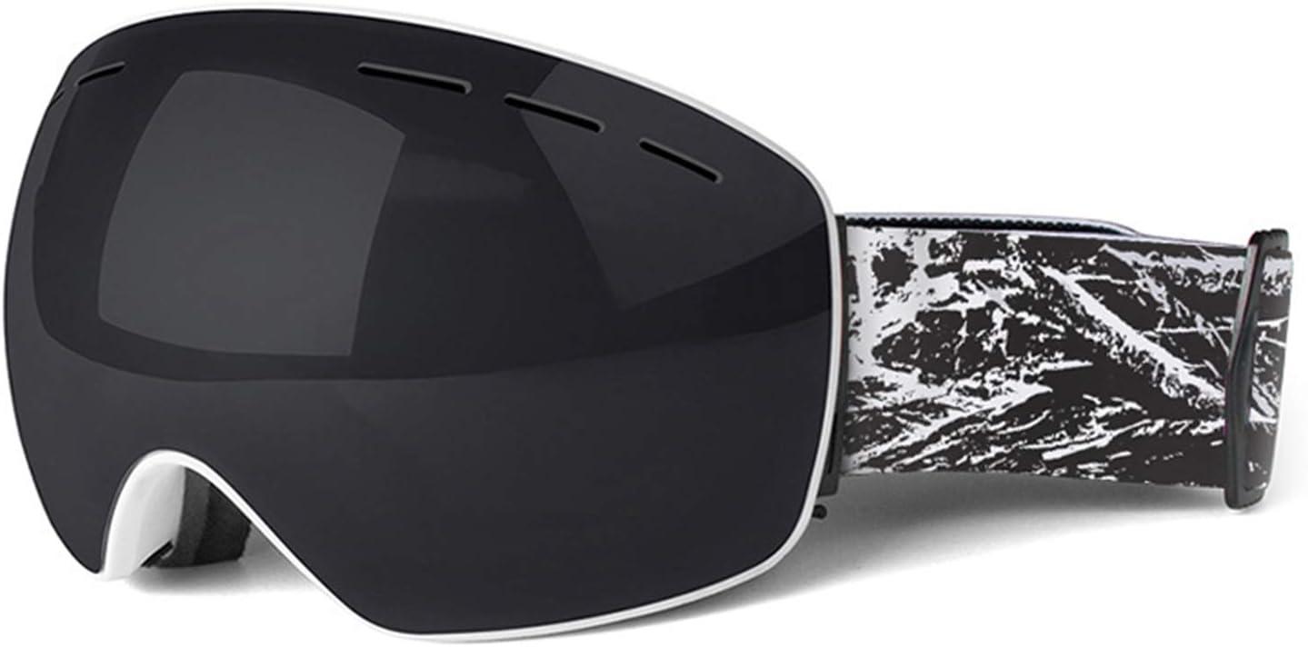 Blisfille Gafas Protectoras Salpicaduras Gafas de Protección Industrial,Oro Negro
