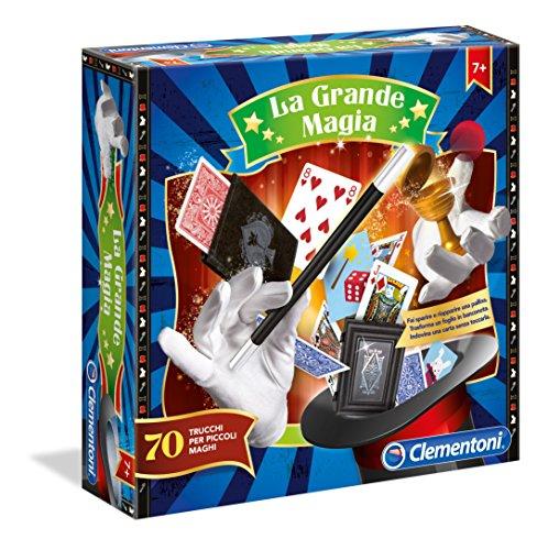 Clementoni-La Grande Magia Giochi da Tavolo,...