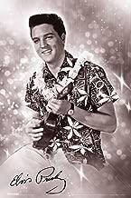 Pyramid America Elvis Presley Blue Hawaii Music Cool Wall Decor Art Print Poster 12x18