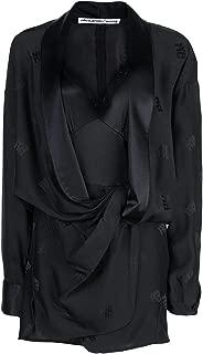 Alexander Wang Luxury Fashion Womens 1WC2197047001 Black Dress | Fall Winter 19
