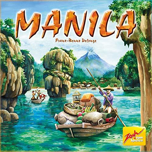 Noris Spiele Zoch 601105078 - Manila, Juego de Mesa: Amazon.es ...