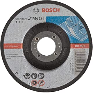 Bosch 2608603159 Standard for Metal Cutting disc with Depressed Centre