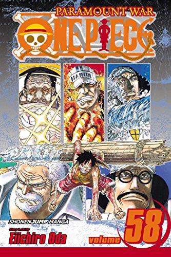 One Piece Volume 58