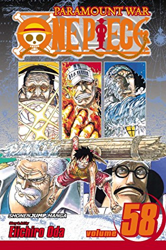 One Piece Volume 58: The Name of This Era Is