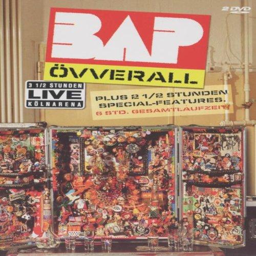 BAP - Övverall [2 DVDs]