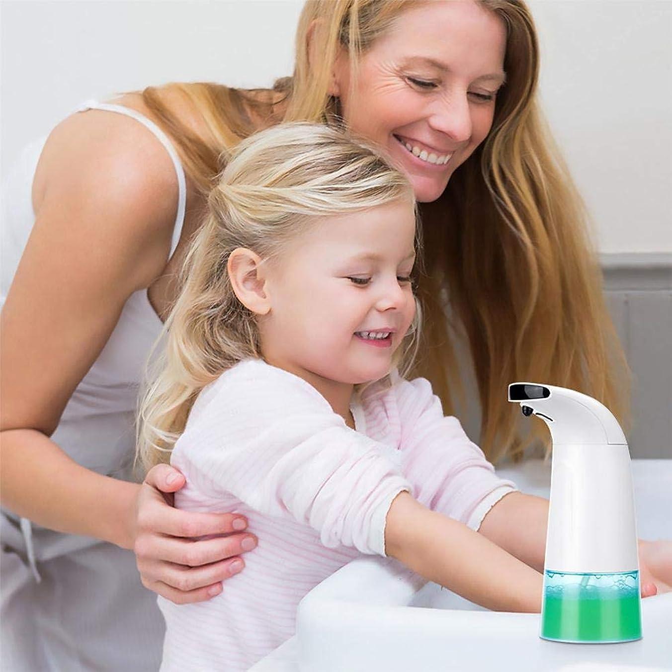 収束慢どうやらミューズ ノータッチスマート赤外線センシング自動泡ハンドソープ 殺菌 消毒 漏れ防止設計 キッチントイレ用