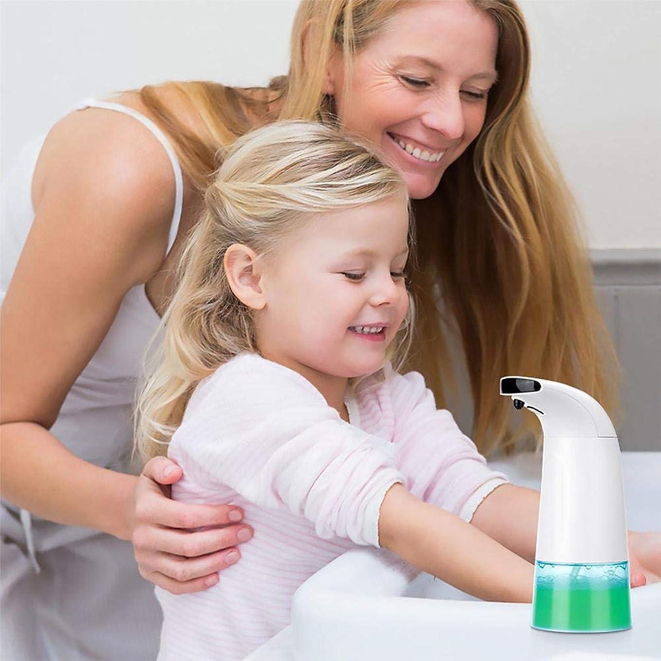 風邪をひく義務づける家事をするミューズ ノータッチスマート赤外線センシング自動泡ハンドソープ 殺菌 消毒 漏れ防止設計 キッチントイレ用