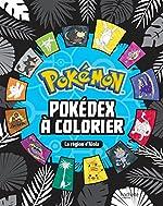 Pokémon - Pokédex à colorier de Hachette Jeunesse