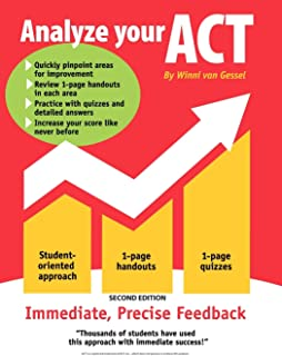 Analyze Your ACT: Second Edition