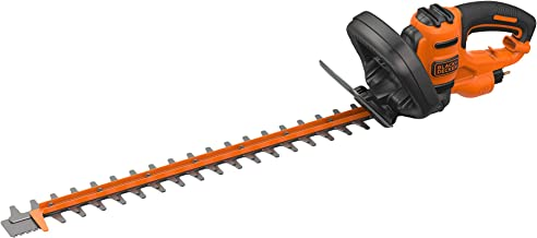 BLACK+DECKER BEHTS501-QS Cortasetos electrico 600 W, espada