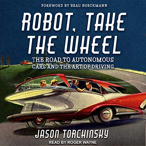 Robot, Take the Wheel cover art