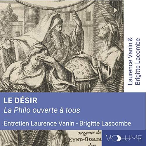 Le désir audiobook cover art