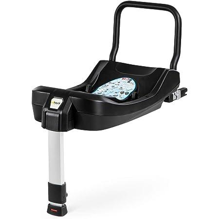Hauck Isofix Base Mit Babyschale Comfort Fix Kompatibel Mit Drei Farbindikatoren Für Sicherheit Ece Gruppe 0 0 13 Kg Schwarz Baby