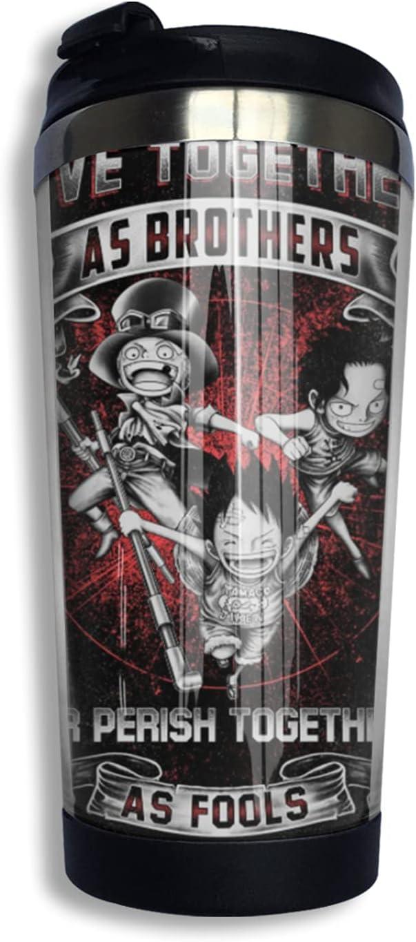 One Piece Anime Albuquerque Mall Coffee Cup 3d M Thermos Fashion Mug Print