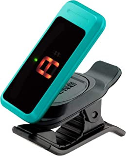 KORG KO-PC0OR PC-0 Simple Compact Clip-On Tuner with LED Screen, Orange