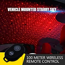 USB 100mw Laser Atmosphere Ambient Star led Glow The interiors Multiple Modes Lights for car/Home/Party - Starry Sky