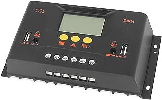 X-Dr UE3024 30A 12V/24V Solar Battery Regulator Charge Controller Switch (4ba596bb-a222-11e9-8d7c-4cedfbbbda4e)