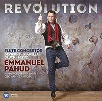 Revolution - Flute Concertos by Kammerorchester Basel, Giovanni Antonini Emanuel Pahud (2015-03-10)