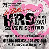 La Bella 673117.0 - Cuerdas para guitarras eléctricas